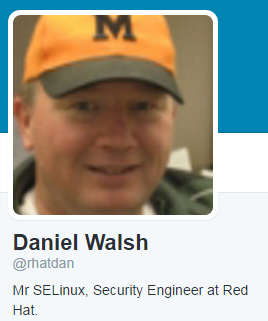 No, Shellshock does not defeat SELinux - Daniel Walsh Twitter