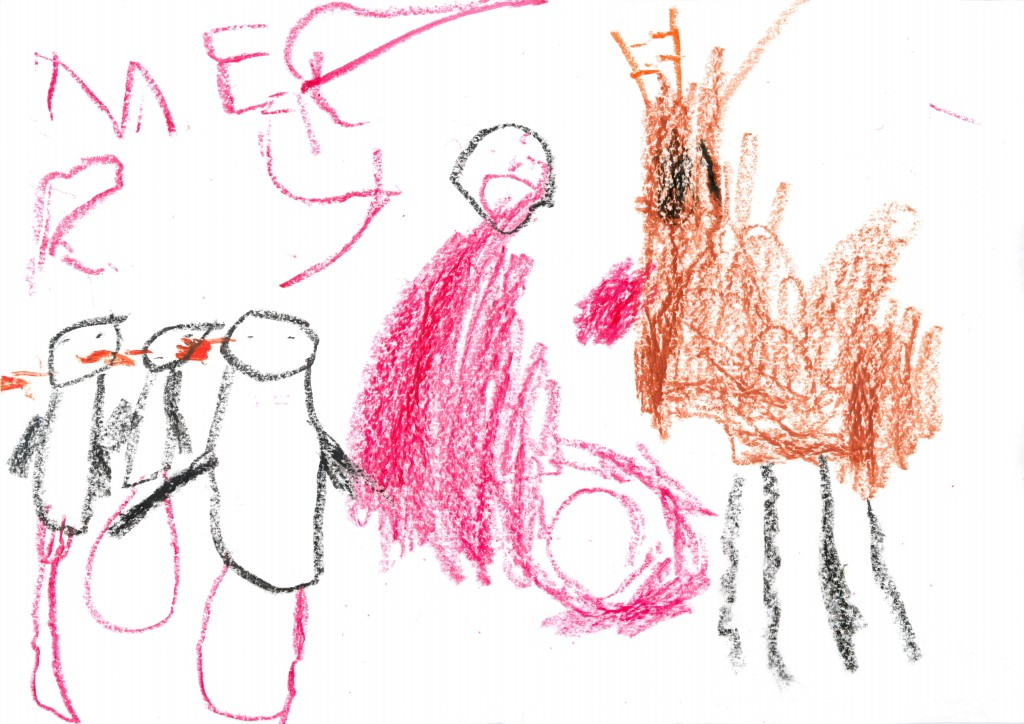 Ewan - age 4