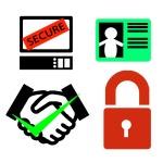 Data Trust Gap icons