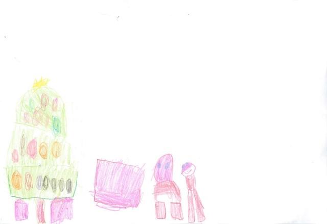 Ewan - age 5