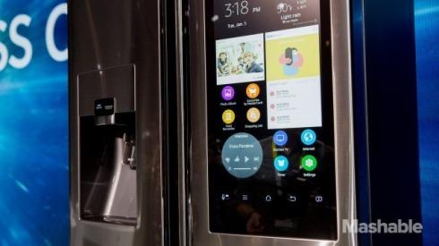 Samsung Fridge CES2016