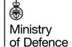 UK Ministry of Defence (MOD) logo