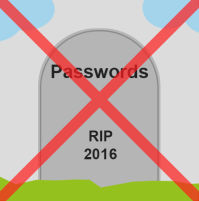 Cannot let passwords die blog image